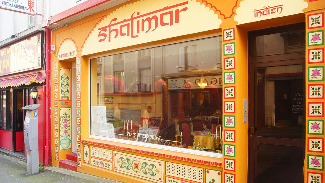Restaurant Indien Vannes